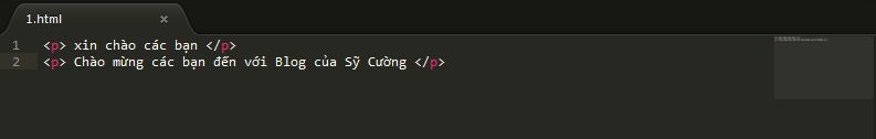học HTML cơ bản